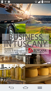 Business in Tuscany - screenshot