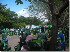 La fiesta Nacional