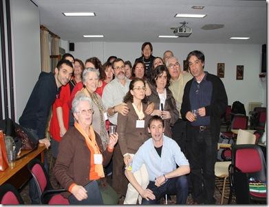 Coordinadores Grupo pequeño