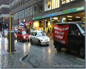 Centrica calle de Vasagatan