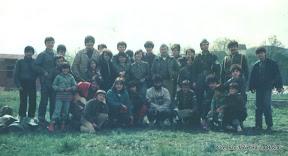 Susreti Izvidjaca Nisa,Mirkovaca,Uzica,Arilja i BBaste 1986.jpg
