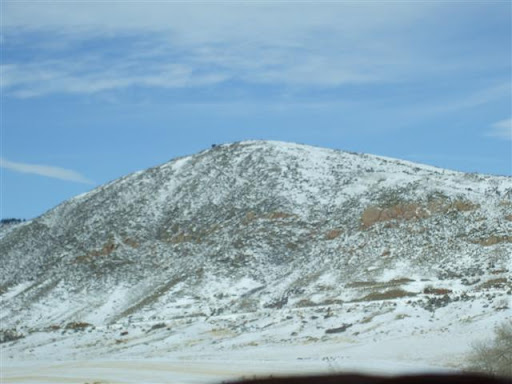 Drive to Redfeather Lakes