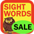 Sight Words Flashcard