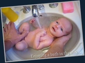 EnjoyingABath