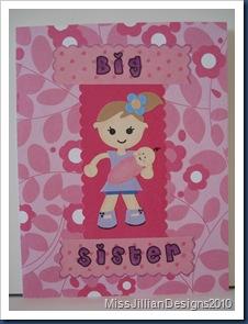 Big Sister - Front