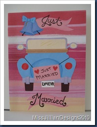 Just Married - Front