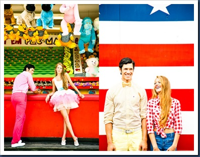 coney-island-vintage-beach-kate-spade-engagement-shoot13