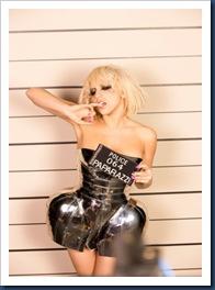 Lady Gaga via http://www.facebook.com/ladygaga