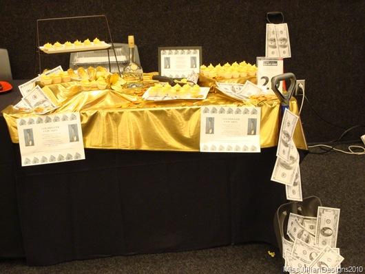 Gold Digger display