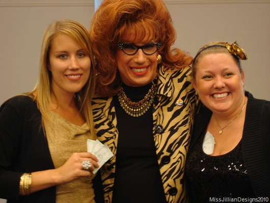 Sarah, Dear Ruthie, and Kathy