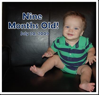 9 months-1