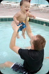 baby pool with dad-10