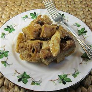 Apple-Raisin French Toast Casserole