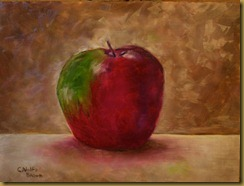 Lonely Apple CIMG3273