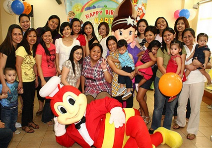 Jollibee Party