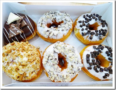 Krispy Kremes