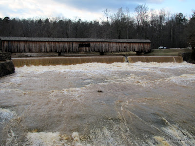 Watson Mill Covered Bridge State Park