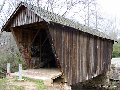 Stovall Covered Bridge