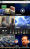 Screenshot of WKRG - Mobile Pensacola