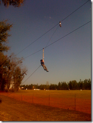 Real Mens Zipline