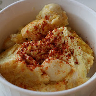 Roasted Garlic Spoonbread Slow Cooker