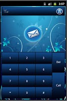 Screenshot of Dialer Pad