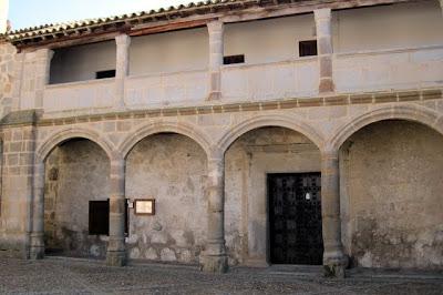 Convento de Santa clara de belalacázar