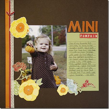 MiniPumpkin