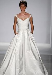vestidos de novia con bolsillos 5
