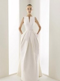 vestidos de novia con bolsillos 1