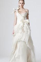 vestido de novia vera