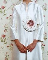 vestidos de novias con flores 8