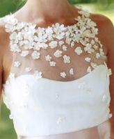 vestidos de novias con flores 2