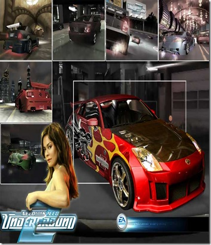 Need For Speed Underground portada gratis