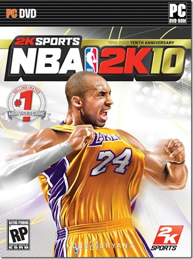 NBA 2K10 [Full] [Multi 5] [Español] [Varios Mirrors]