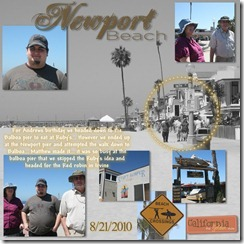 Newport beach - Page 007