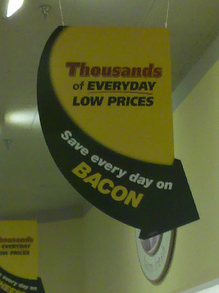 Safeway's Bacon Stance