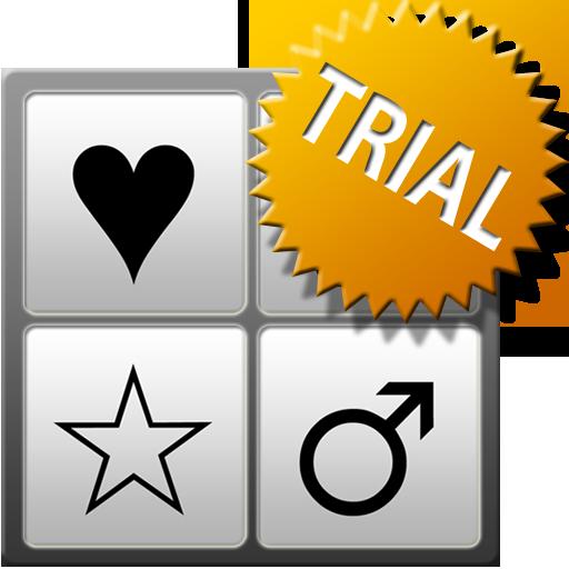 工具のSymbols&Emoji Keyboard (trial) LOGO-記事Game