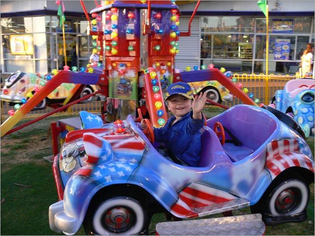 j car ride