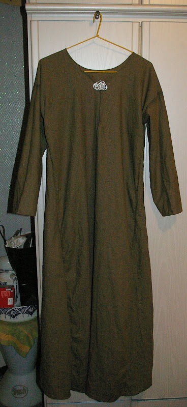 Robe mérovingienne (autre) SG1L7303