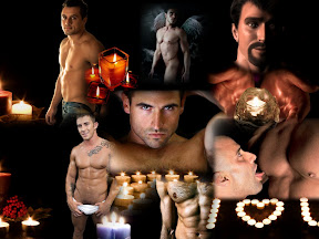 "And Now Some Of My Past Postings.  See Past Above To Download, ""Candle"""