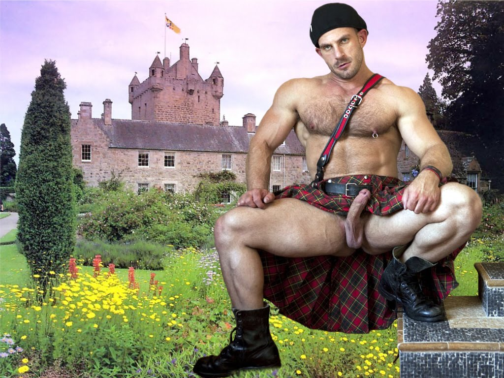 from Gordon scotch kilts gay men