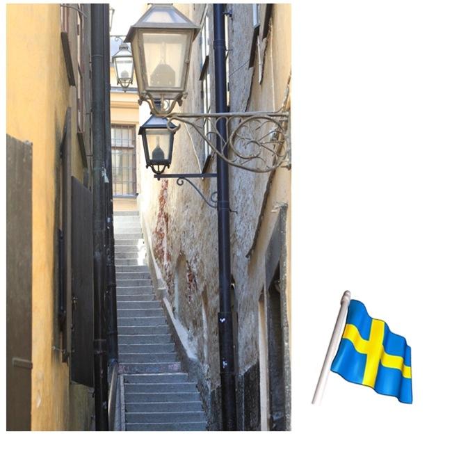 Gamla stadn i stockholm