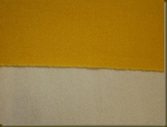 Weld Yellow Fabric