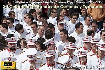 XII Certamen Bandas Cofradías