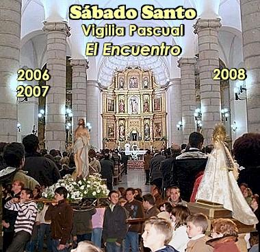 La Pascua y El Encuentro - ELIGE AÑO