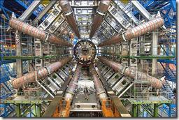 The Large Hadron Collider/ATLAS at CERN, av Image Editor, Lisens: CC-by