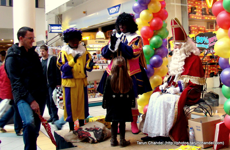 Sinterklass Zwarte Piet Winter Dutch Holland Netherlands Christmas, Tarun Chandel Photoblog