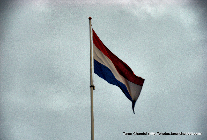 Natioanl Flag Amsterdam Netherlands Dutch Holland, Tarun Chandel Photoblog