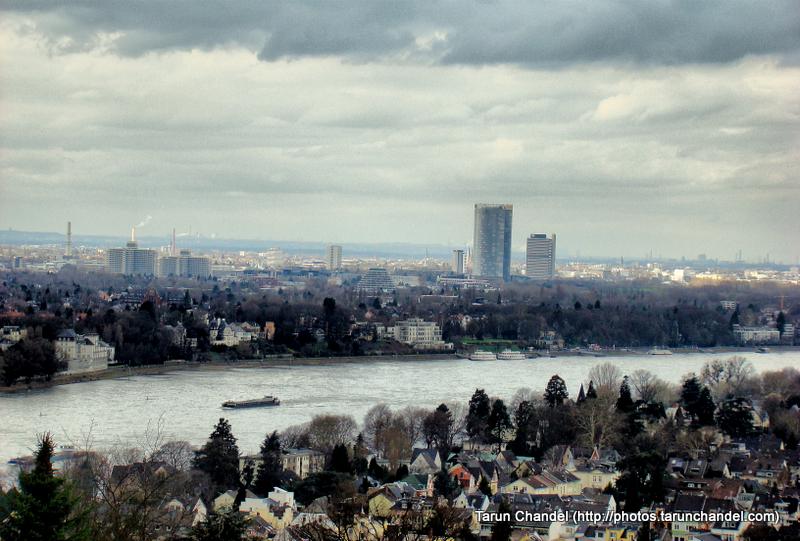 Rhine Bank Rhein Germany Konigswinter, Tarun Chandel Photoblog